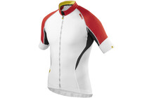 MAVIC HC Jersey blanc